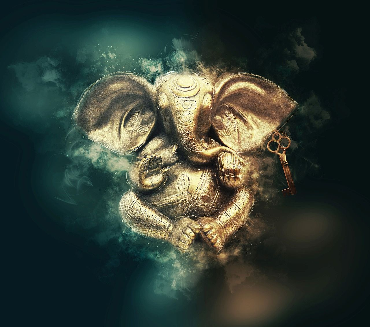 der Elefantengott